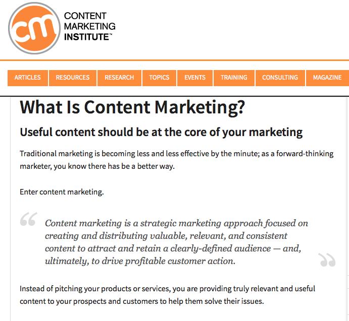 Как создавать контент, на который будут ссылаться даже по окончании его продвижения